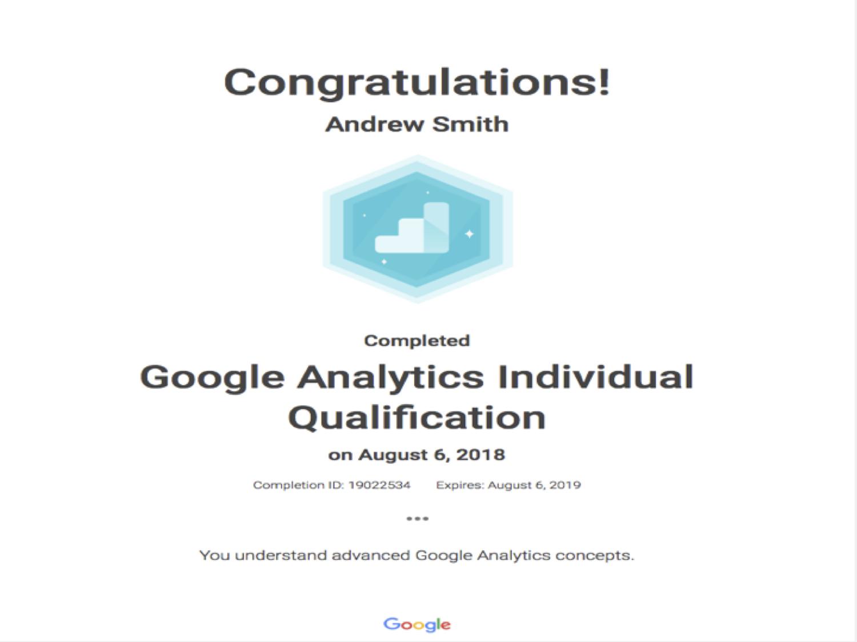 Google Analytics Training from x5 Google Analytics
